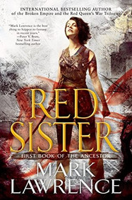 Red Sister (First Book of the Ancestor)