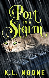 Port in a Storm (Kitten and Witch #1) by K.L. Noone