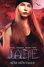 """A Review of """"Jane"""" (Three J'Amigos #2) by Rose Montague"""