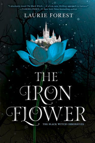 Review of The Iron Flower by Laurie Forest