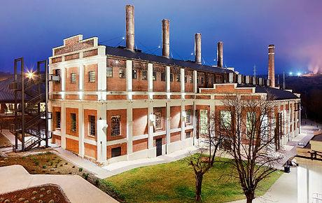 La Fabrica de luz.Museo de la Energia_G.