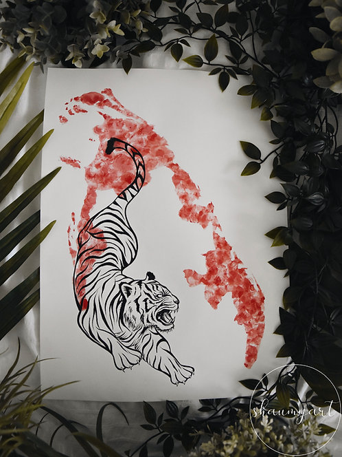 Eelam Tiger
