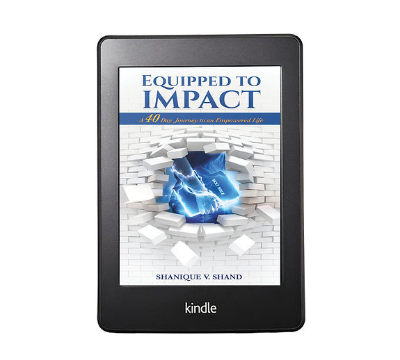 EQUIPPED to IMPACT lives