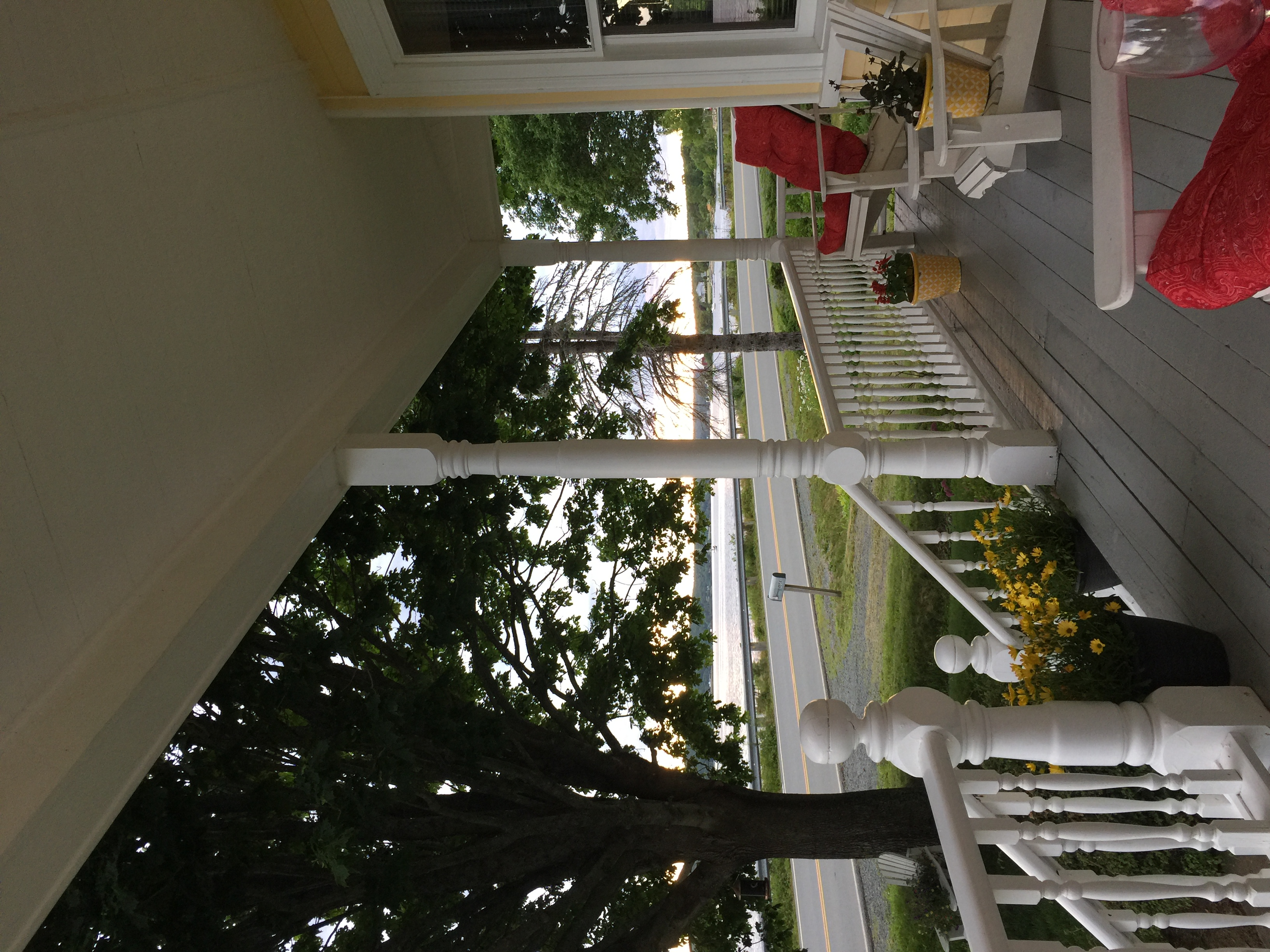 2019 Waterfront verandah