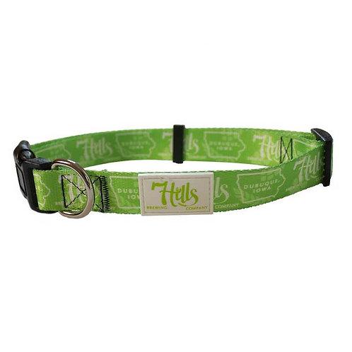 7 Hills Dog Collar
