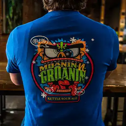 Moanin-N-Groanin T-Shirt