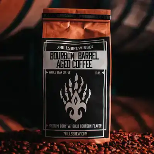 Barrel-Aged Coffee