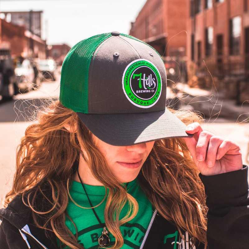 7 hills brewery hat