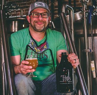 Keith Gutierrez 7 Hills Brewery