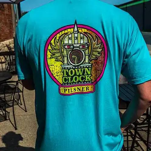 Town Clock T-Shirt