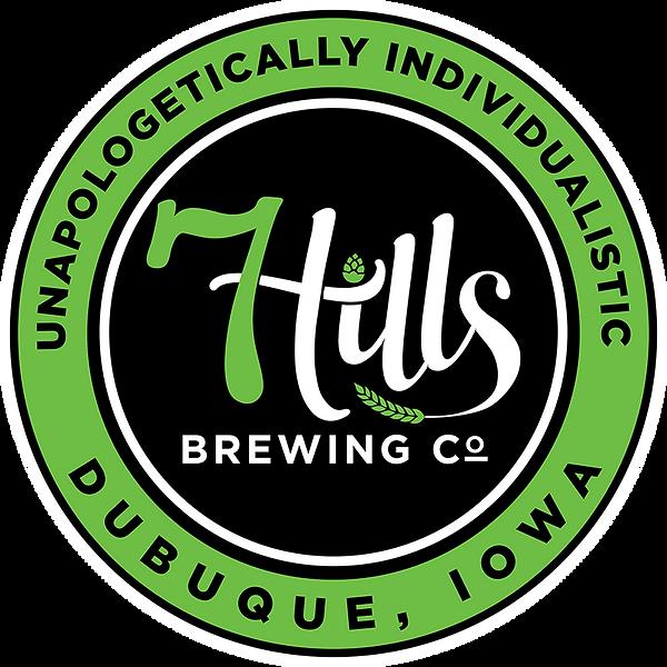 7 hills brewery logo
