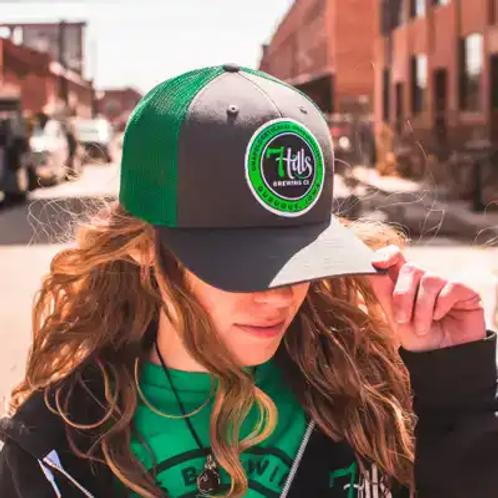 Crest Logo Hat