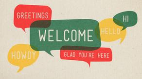 Welcome Board Members!