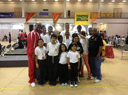 Youth Tai Chi Students
