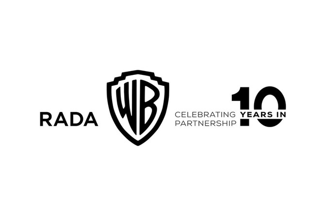 RADA celebrating 10 years of Principal Partnership with Warner Bros. Entertainment