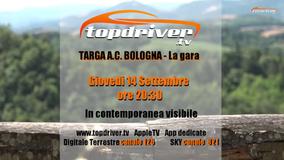 Giovedì sera non perdetevi l'appuntamento con il videoracconto di Targa AC Bologna 2017 by Topdr