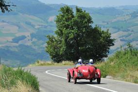 È il duo Turelli -Turelli su Fiat 508 a conquistare l'ottava Targa AC Bologna
