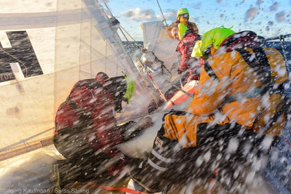 Changing sails in the Southern Ocean