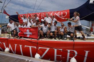 Team triumphs in Den Helder