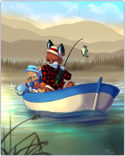 Kiba Risky - Gone Fishin.jpg
