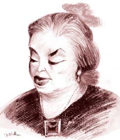 Edith Vera, poetisa de Villa María