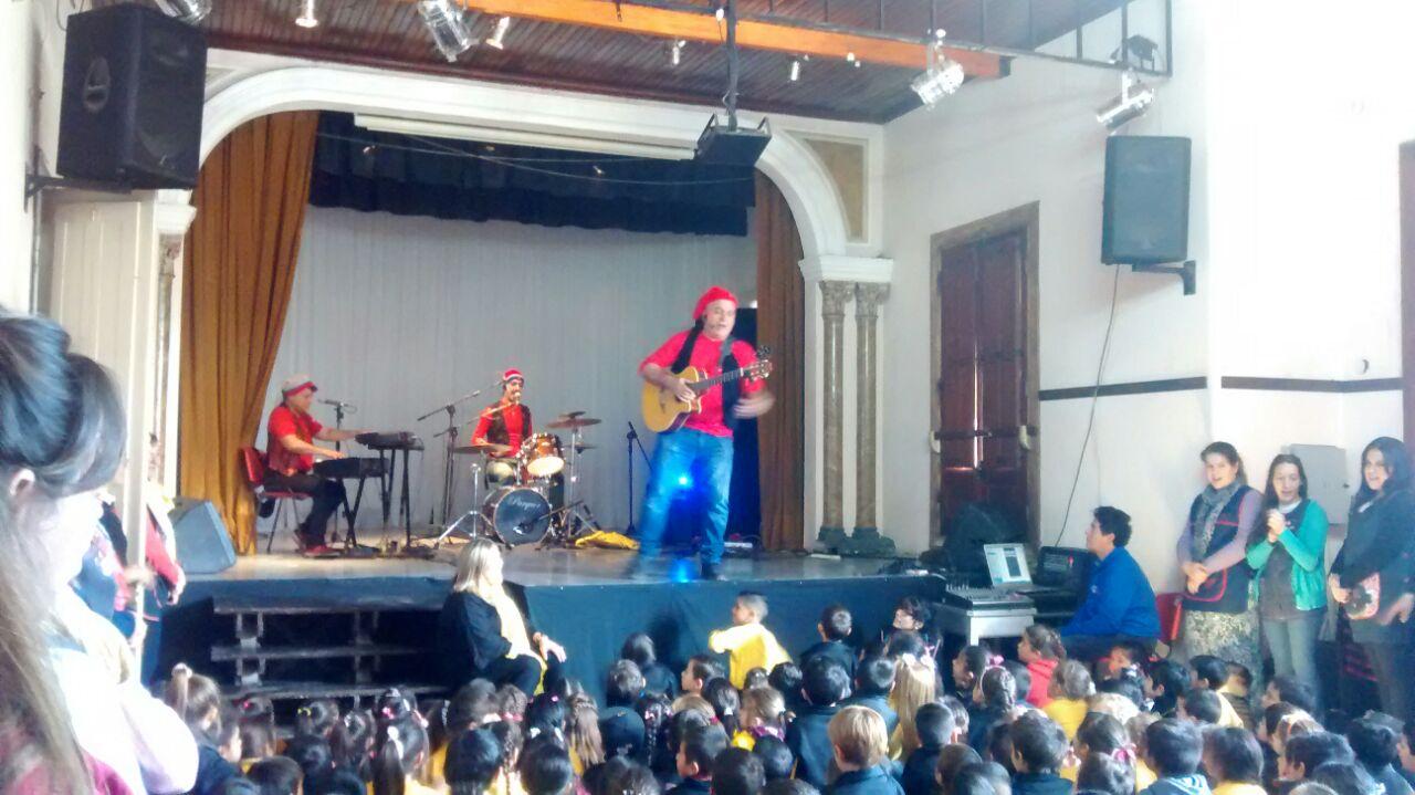 En Villa del Rosario 2016