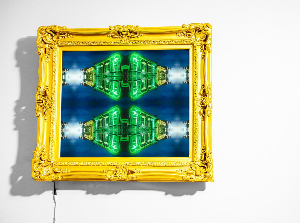 Quarter Green Kaleidoscope Lightbox.jpeg