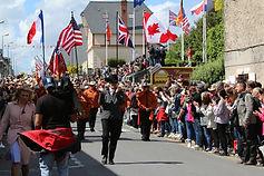 D-Day Memorial Parade
