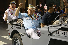 Pearl Harbor 80th Anniversary Parade