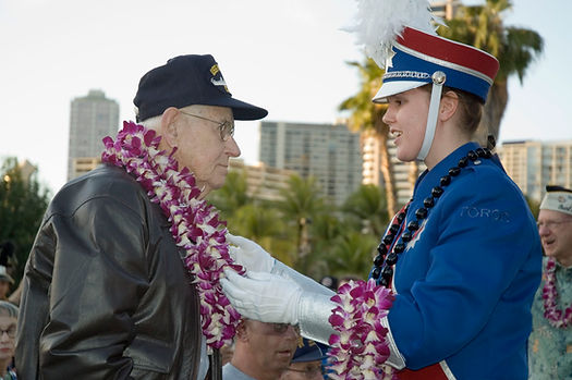 Pearl Harbor Survivor