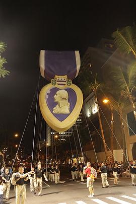 Pearl Harbor Memorial Parade, 80th Anniversary