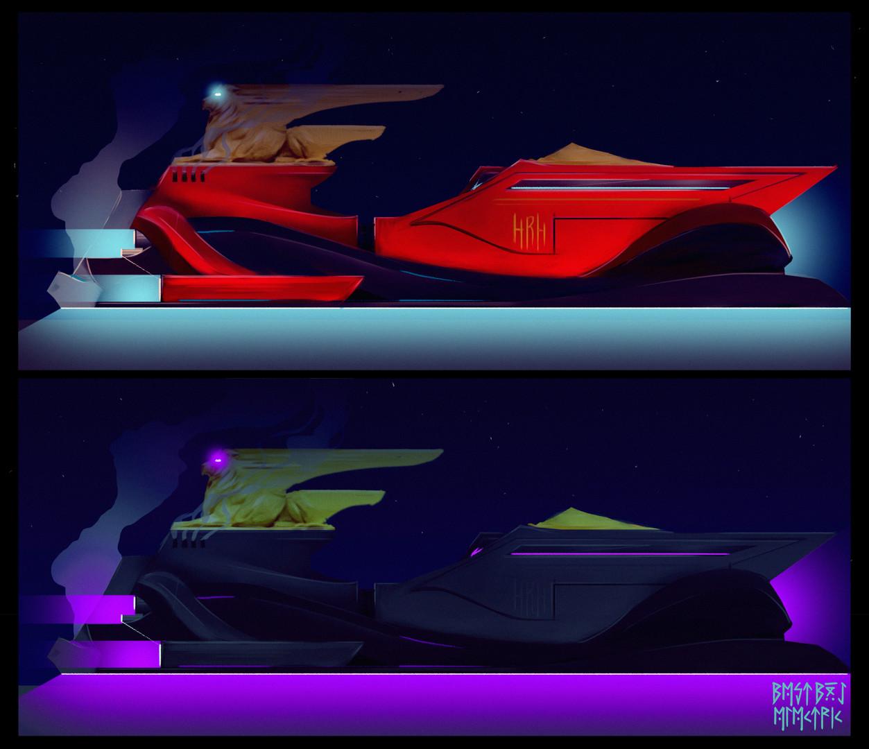 royal land cruiser redesign