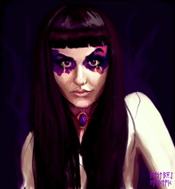 Lois Eye Shadow 2