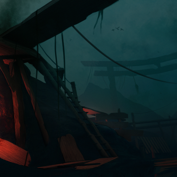 Trench Horror Final Image