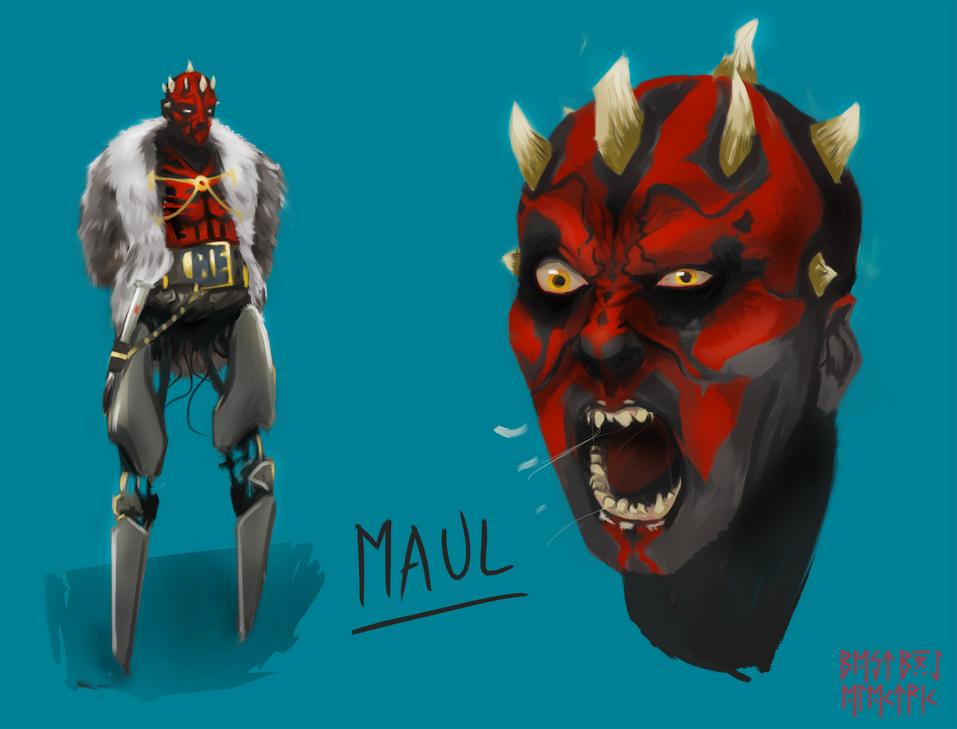 maul page
