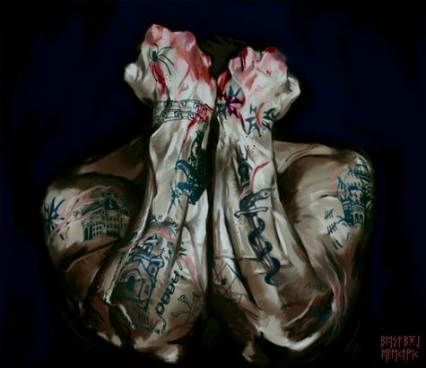 kraven knuckles