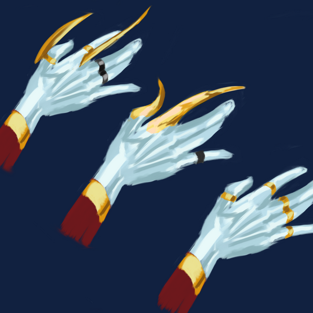 Hand Decoration Exploration
