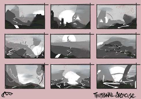 thumbnails exercise