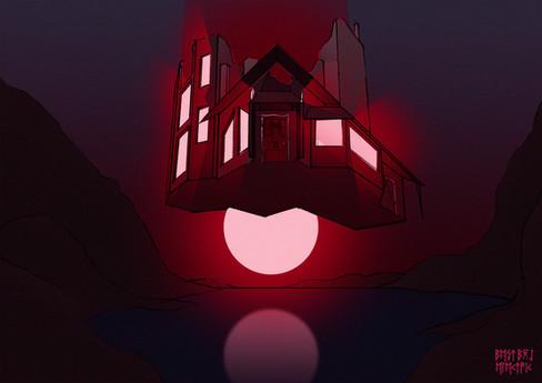 gothic murder mansion