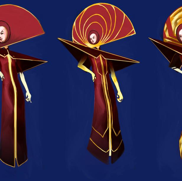 Evil Queen Refined Costumes