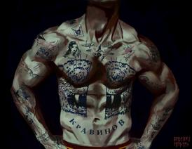 Russian Mafia Tattoo Exploration 3