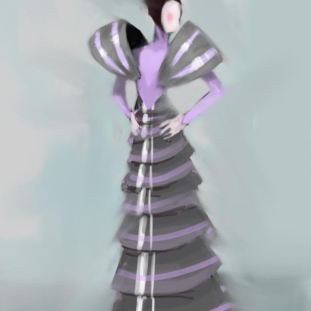 Evil Queen Final Design