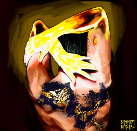 Iron Fist's Back