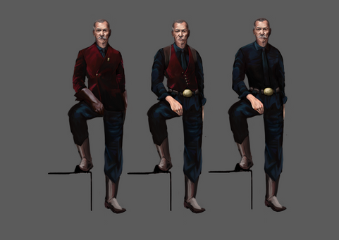 Warden Final Designs