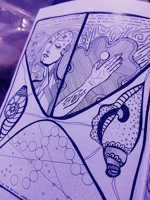 Cosmic Departures and Earthly Arrivals by Christina Lynch