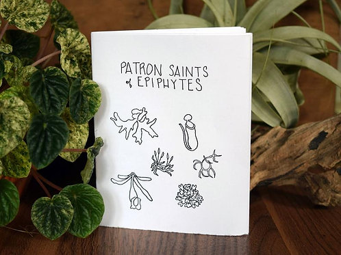 Patron Saints of Epiphytes by Anna Campomanes