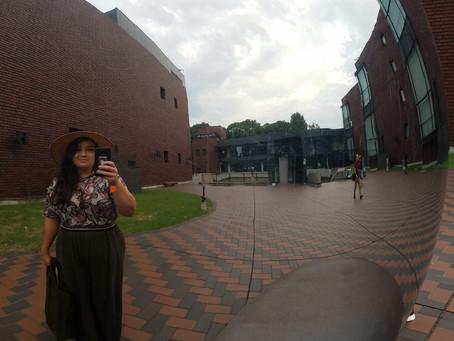 Week One Japan: Tokyo Garden and Art Museum Tour