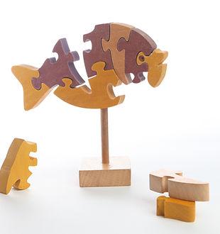 Рыба Puzzle
