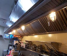 ระบบดับเพลิงห้องครัว Dark Coffee Emquatier