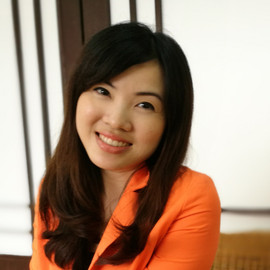 Annie Ee -​ Accounts & Systems Manager